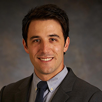 Greg Sacks, general surgery resident at UCLA