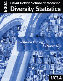 2009 Diversity Statistics - David Geffen School of Medicine at UCLA