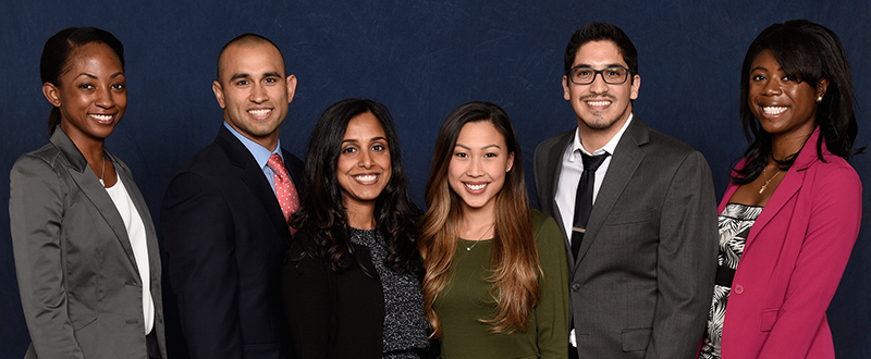 Meet the 12th Annual Oliver Goldsmith, MD, Scholarship Recipients from the David Geffen School of Medicine