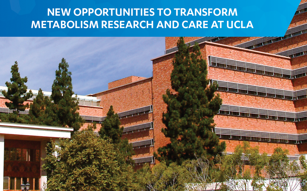Metabolism Research at UCLA
