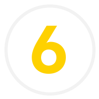 A number six icon