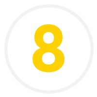 A number eight icon